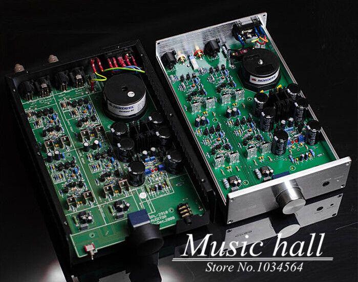 music hall 2015 headphone amplifier audio hifi amp reference germany spl auditor 2910 2911. Black Bedroom Furniture Sets. Home Design Ideas