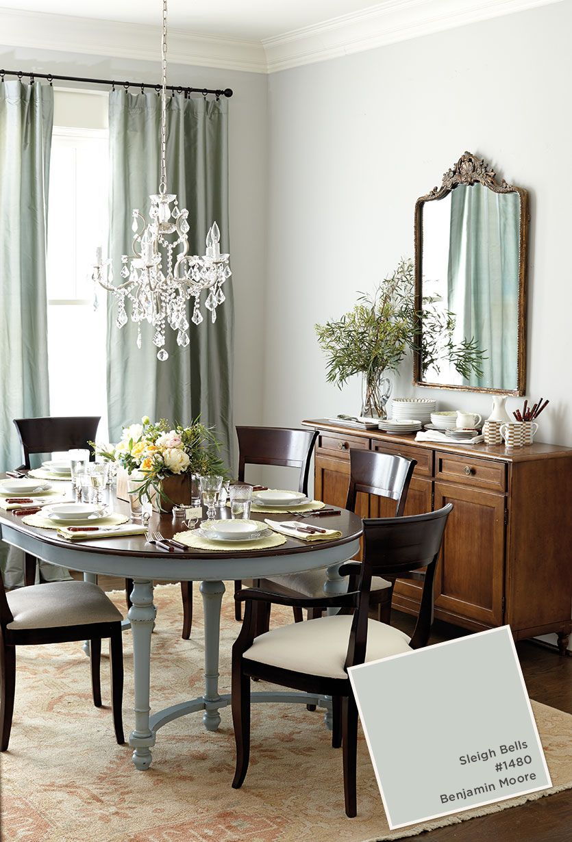 Paint Colors From Ballard Designs Spring 2015 Catalog Walls Are Sleigh Bells By Benjamin Moore