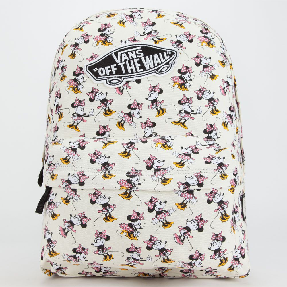 VANS Disney Minnie Mouse Realm Backpack  19333646718