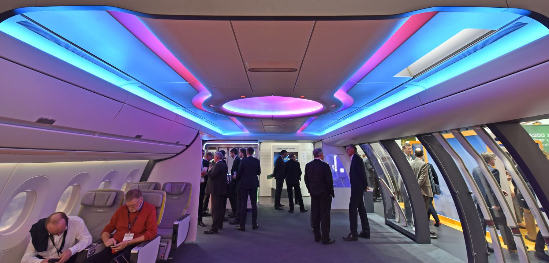 Pin on Aircraft Interiors