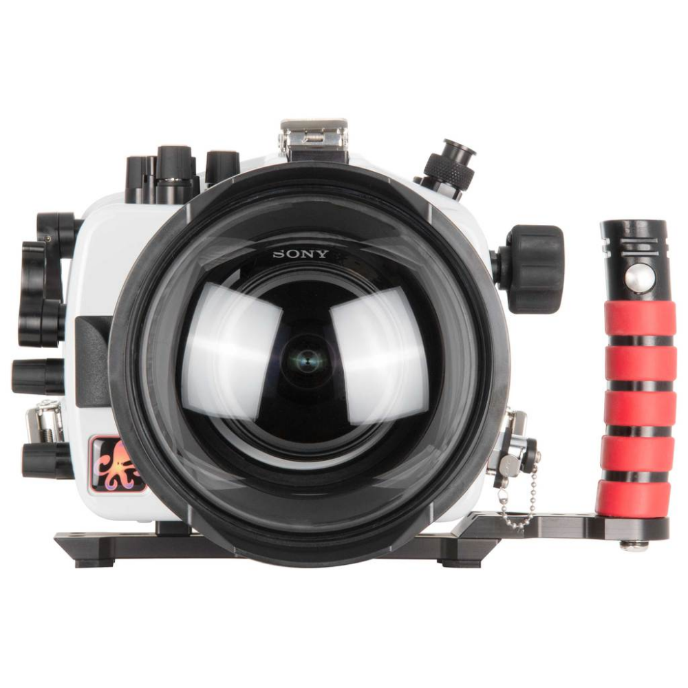 Ikelite Sony A7r Iv And A9ii Underwater Housing Underwater Camera Underwater Camera Housing Sony Camera