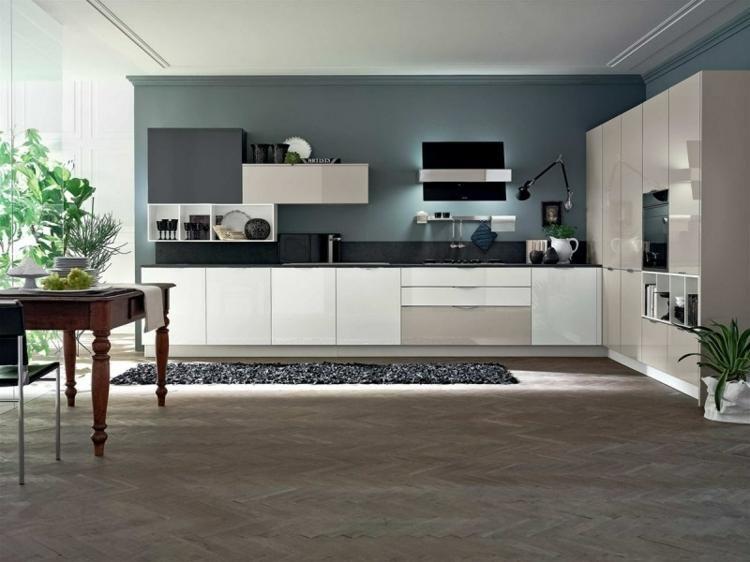 Kuchen Vermeiden Details Die Sie Weniger Funktional Machen Konnen Homedesign Modern Kitchen Design Contemporary Modern Kitchen White Modern Kitchen