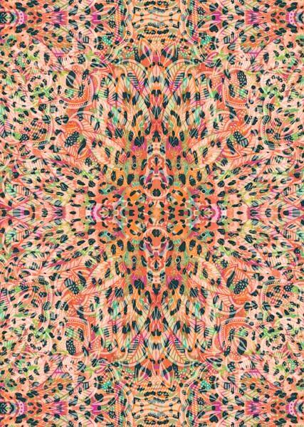 Tribalistico - Lunelli Textil   www.lunelli.com.br