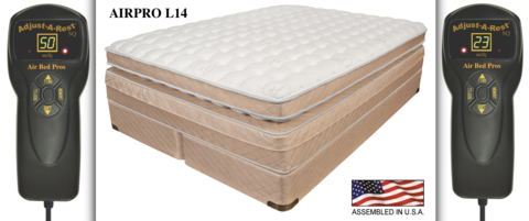 Airpro L14 Luxury Support Air Bed Air Bed Sleep Number Bed Bed