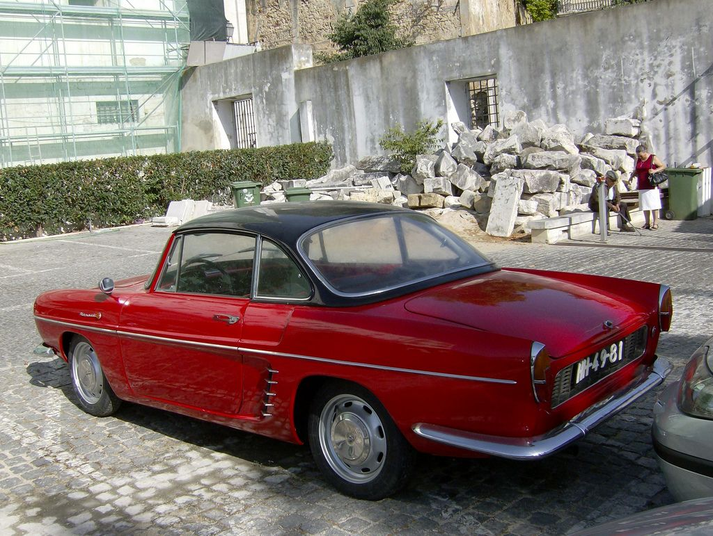 1961 renault floride floride renault et voitures. Black Bedroom Furniture Sets. Home Design Ideas