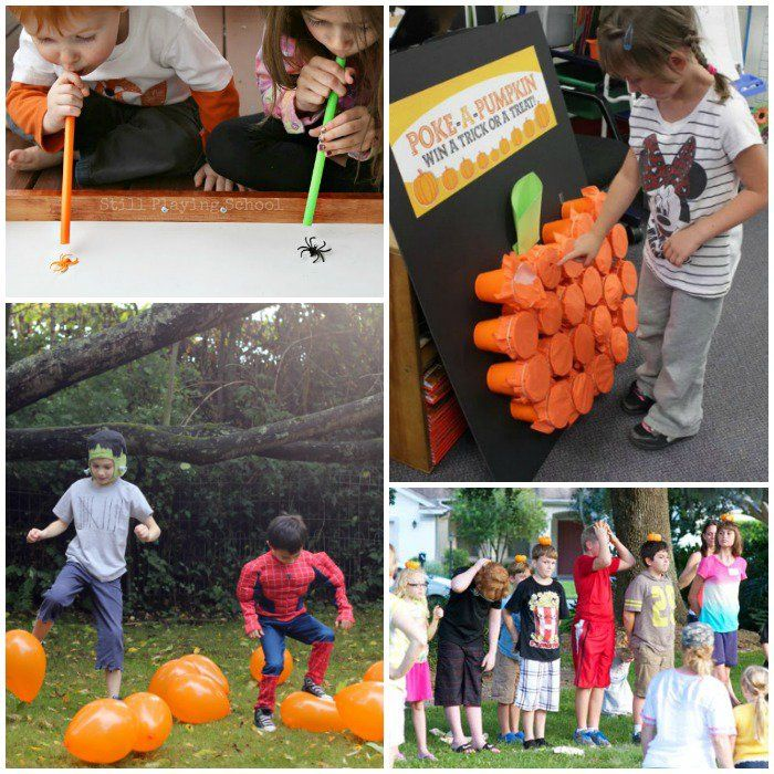 19 Kid-Friendly Halloween Party Games for a Spooktacular Time ...
