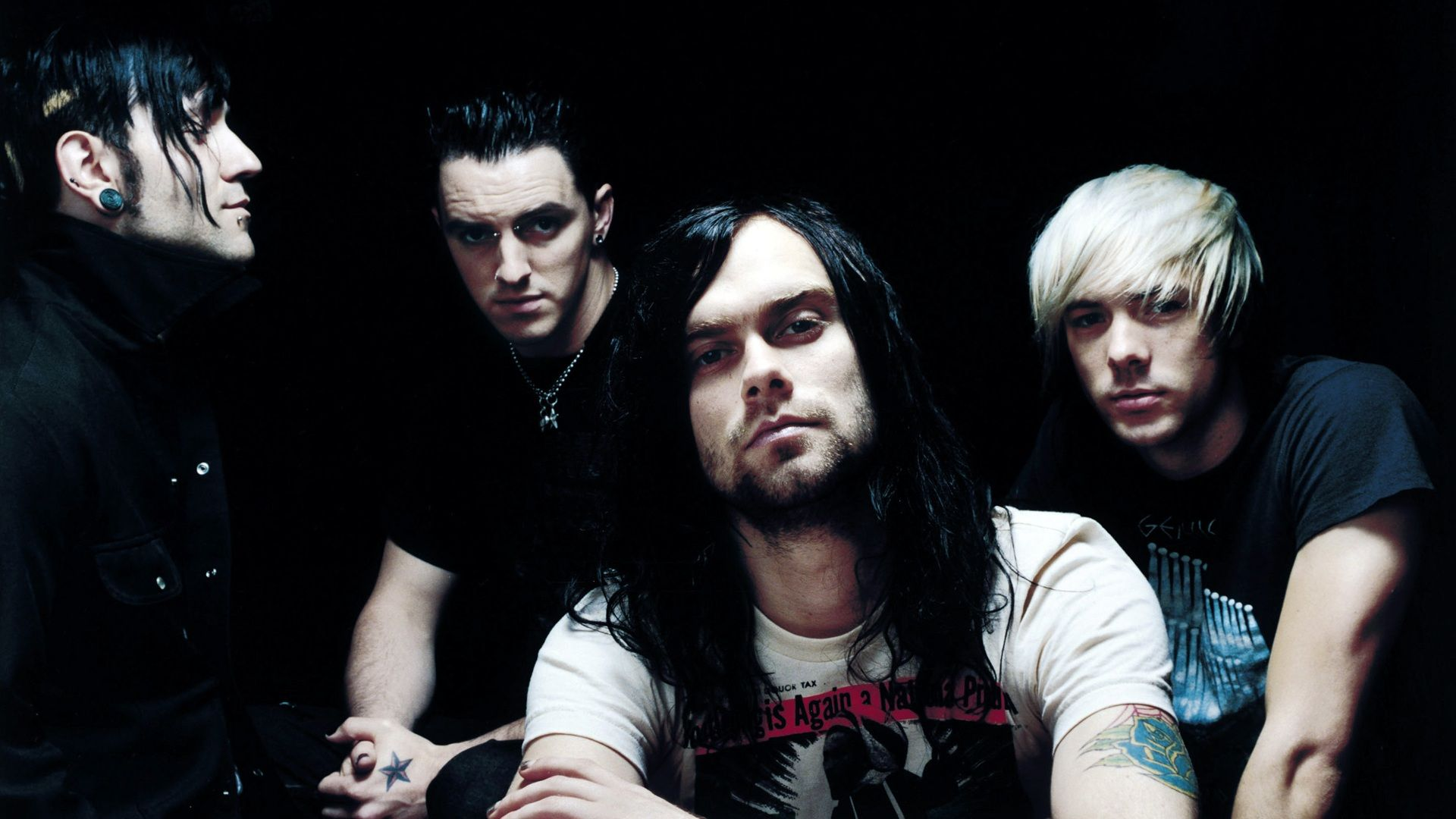 The Used It S Been Over A Decade And They Are Still My Favorite Band Music Bands Music Love Music Is Life