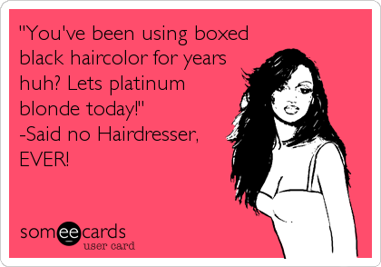 Search results for 'Hairdresser' Ecards from Free and Funny cards and hilarious Posts | someecards.com