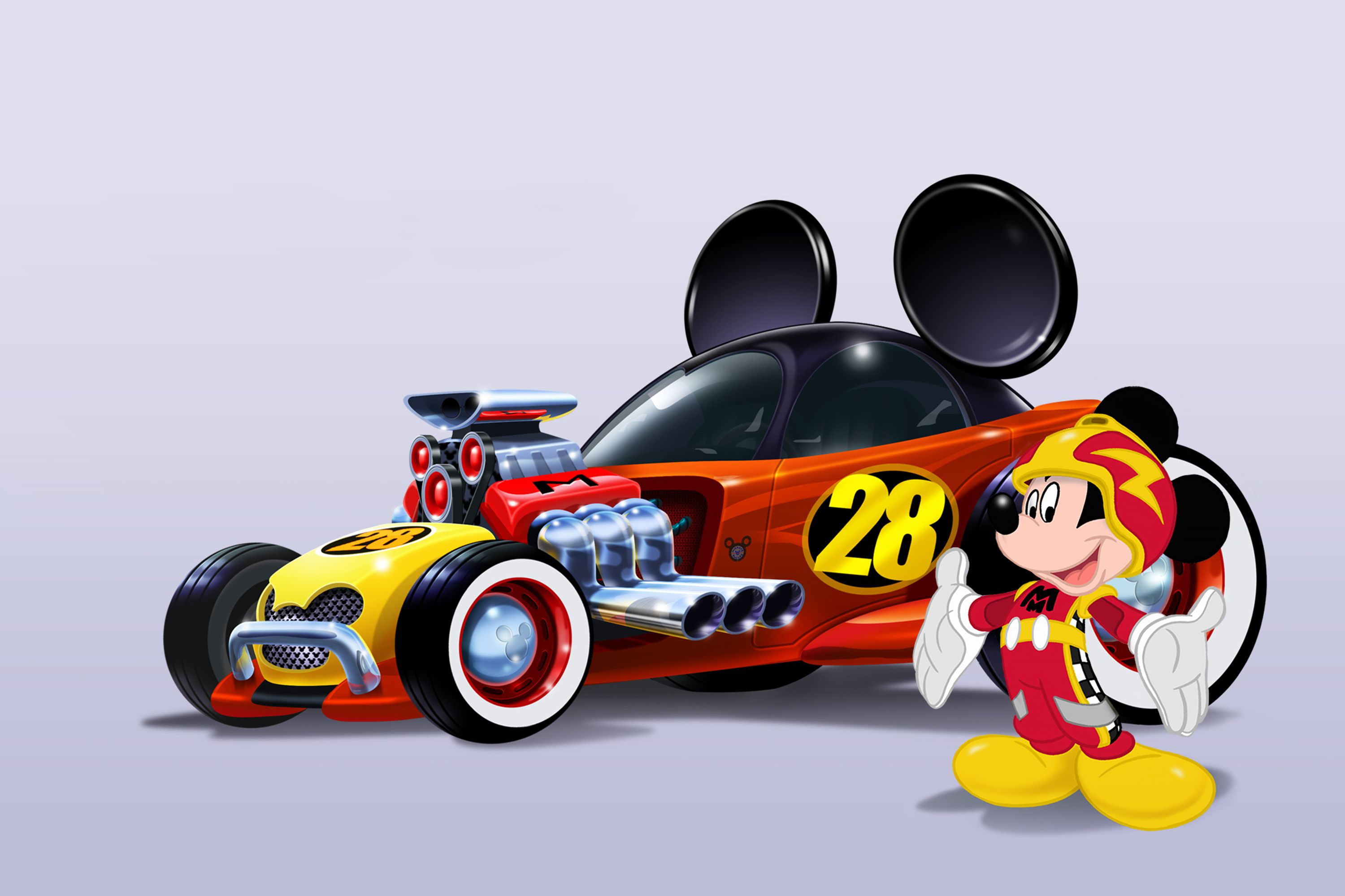 Mickey And The Roadster Racers Is Coming To Disney Junior