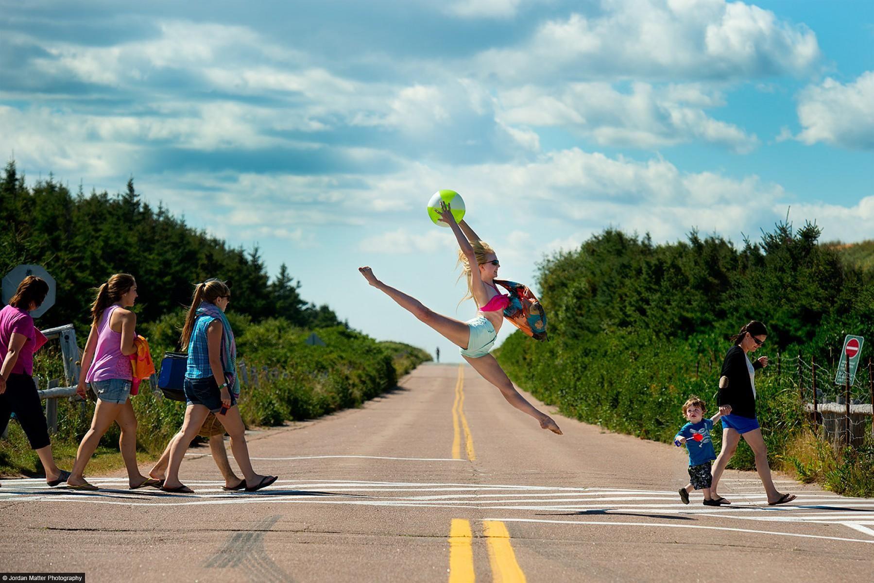 See this image of PEI, Canada - Jamie Stark in @JordanMatter's Dancers Among Us