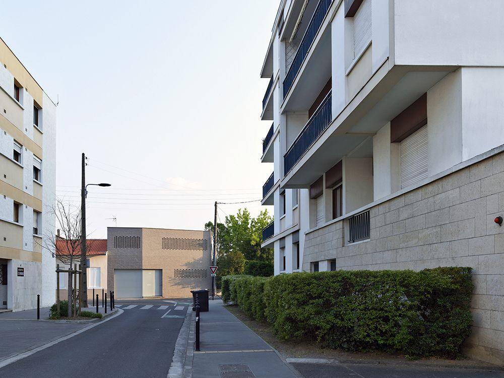 Construction d\u0027une maison rue de l\u0027Ecole Normale à Bordeaux Caudéran