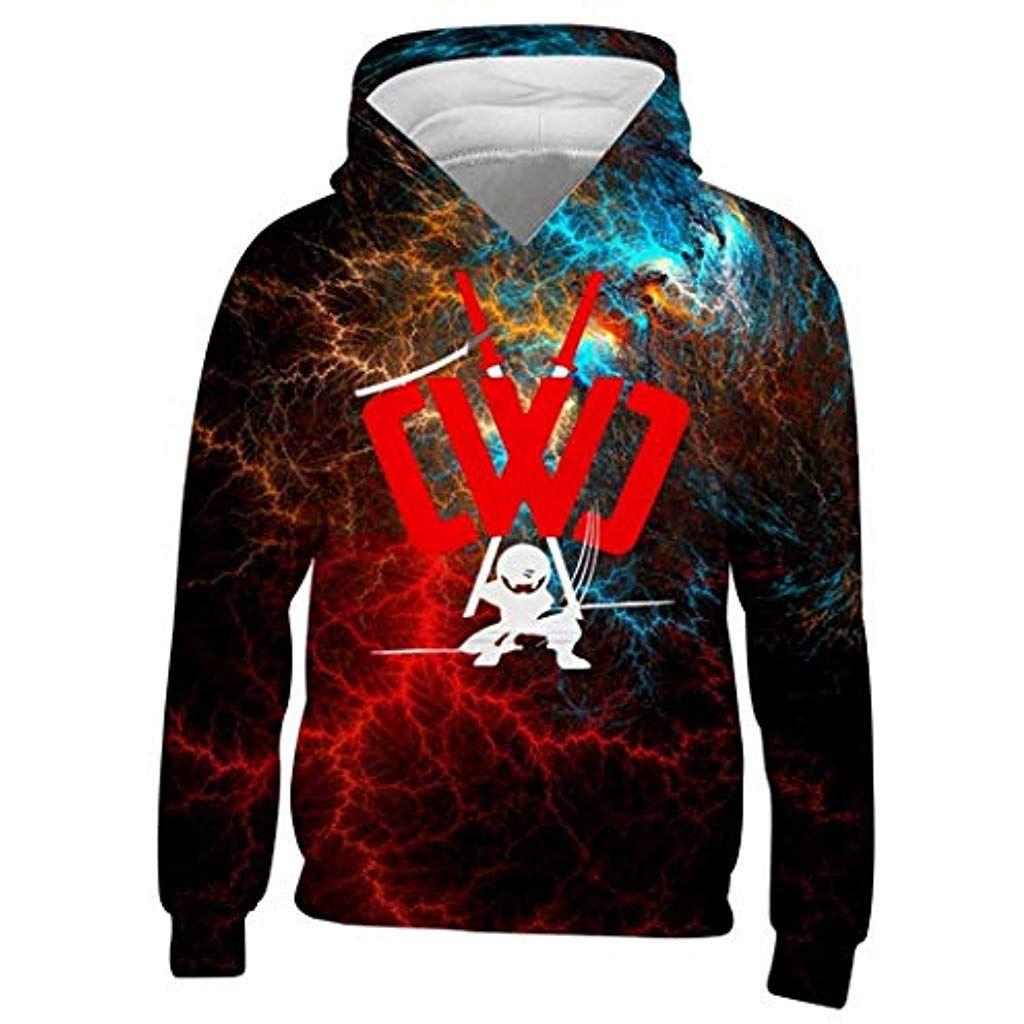 uaquWWQ Darkness Kapuzenpullover für Jungen und Mädchen 3D #Bekleidung #Jungen #Sweatshirts-Kapuzenp...