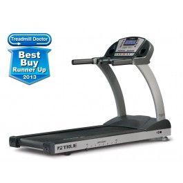 TRUE PS800 Treadmill Best Buy 2013 Runner Up.  Treadmill reviews by Treadmill Dr.