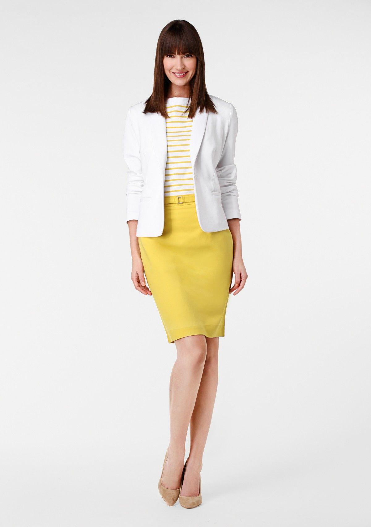 May 2012 Slim Skirt | Corporate Skirt | JACOB.CA