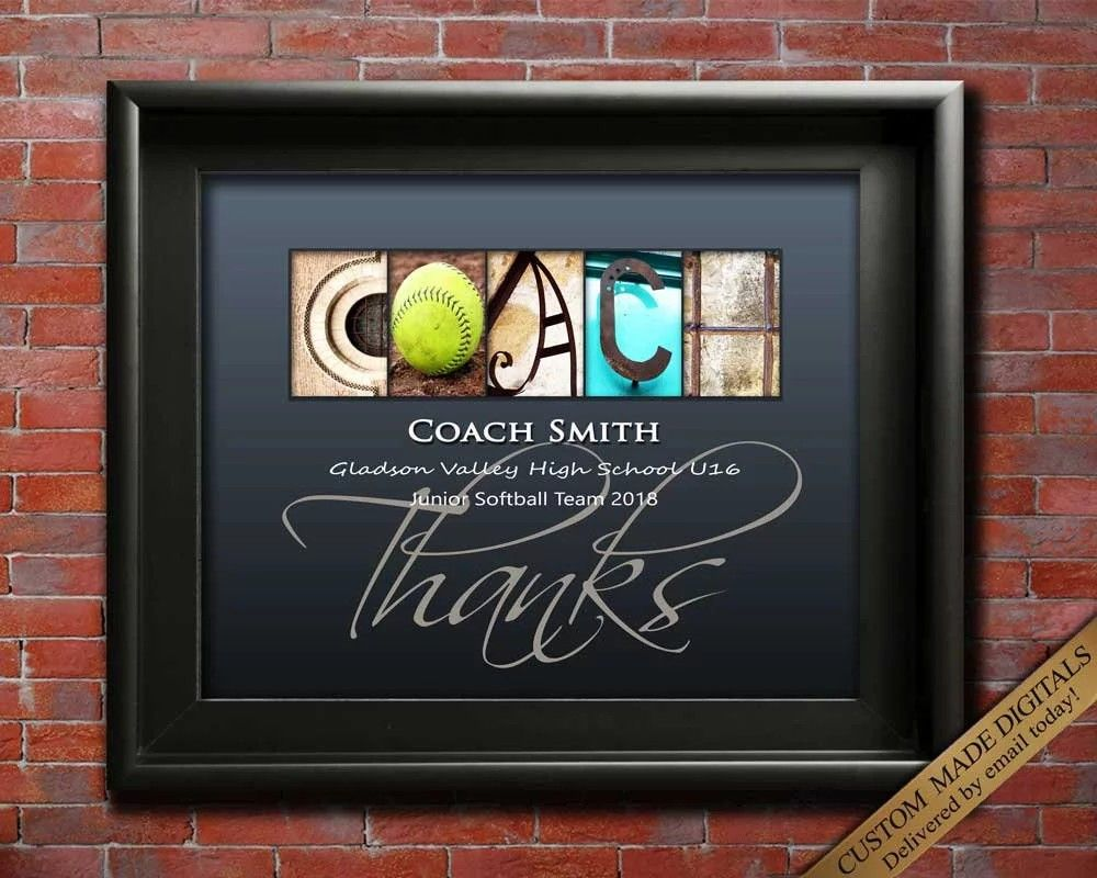 Pin By Tanya Kruger On Coach Football Coach Gifts Coach Gifts Team Gifts
