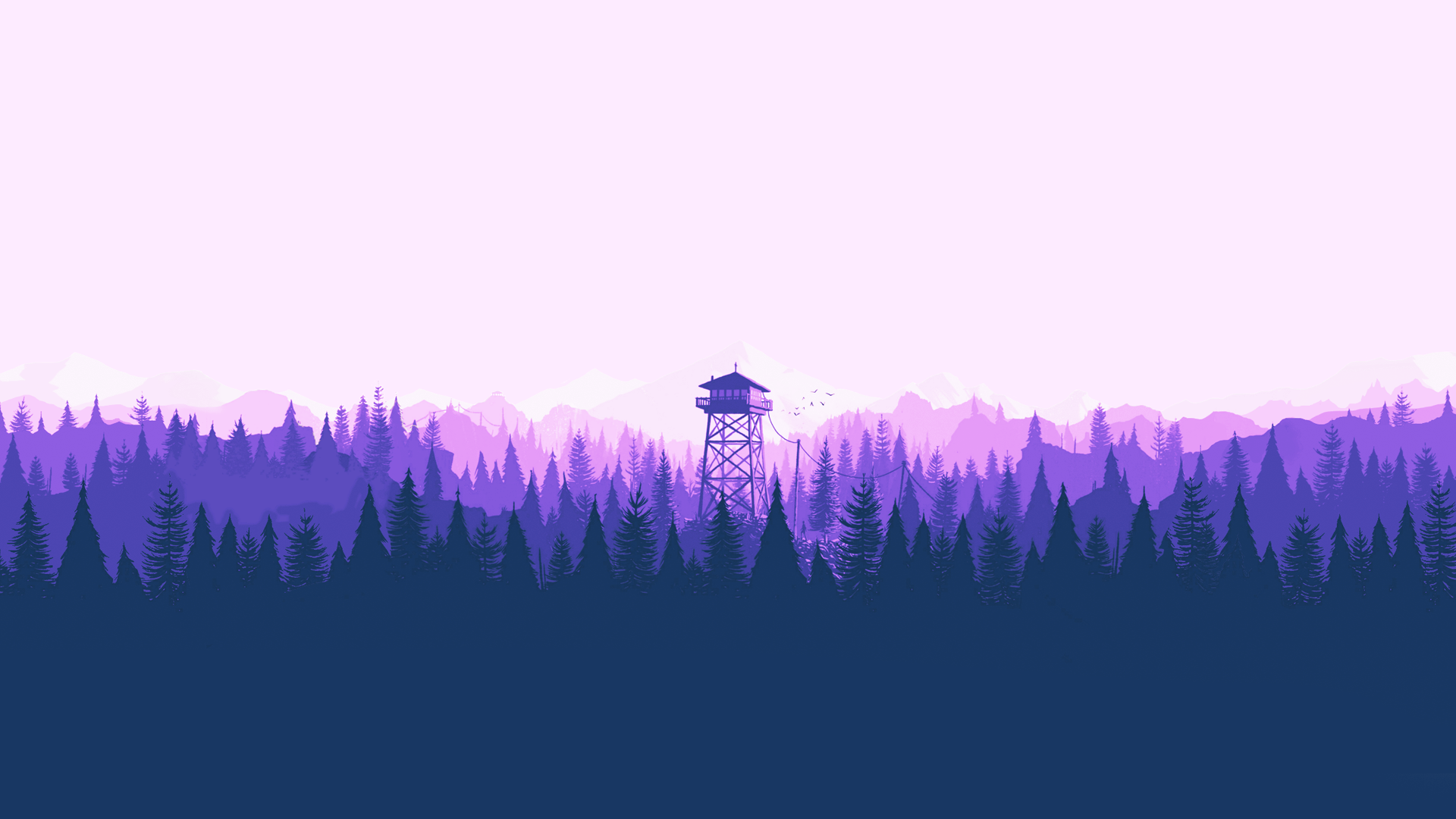 1920x1080 Vaporwave Version Of The Classic Firewatch Wallpaper Need Trendy Iphone7 I Vaporwave Wallpaper Desktop Wallpaper Art Background Images Wallpapers
