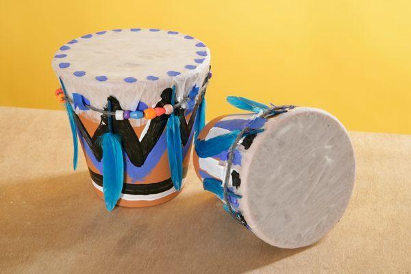 Häufig Trommel basteln … | Crafts I Love!!!! | Tromm… PD94