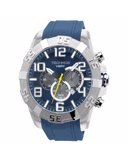 Relógio Technos Legacy Os20hp 8a   Relógio Masculino   Pinterest ... bed434d5e7