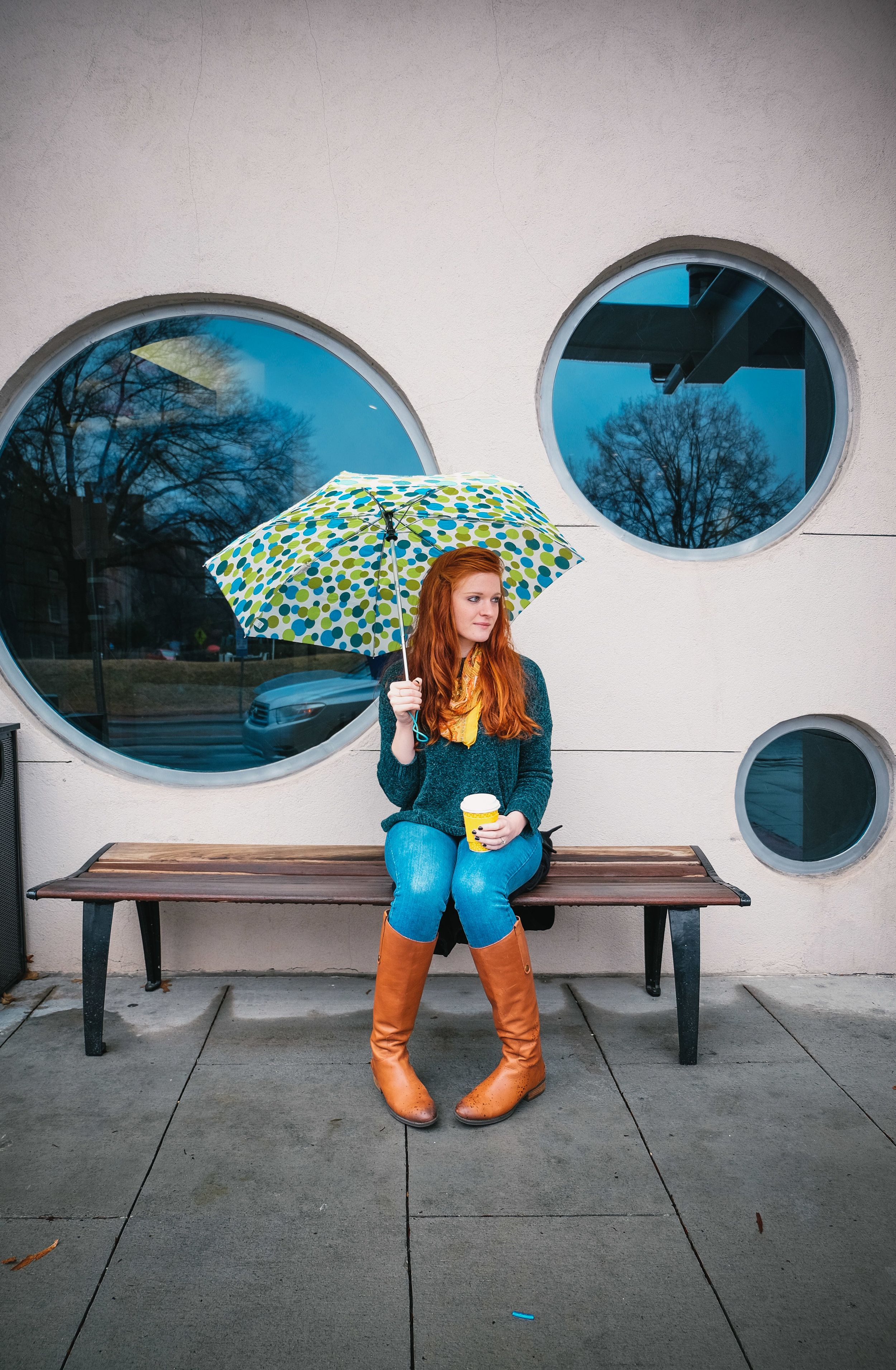Rainy Day Wear