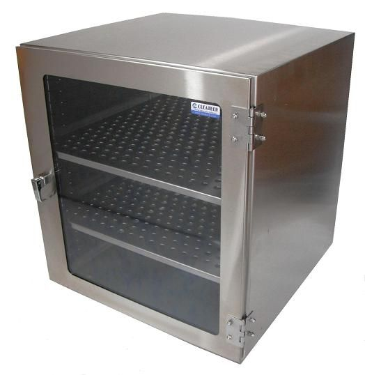 Cleatechu0027s Stainless Steel Desiccators (dry Boxes) Are Durable, Low  Humidity Storage Cabinets Which Designed For Maximum Weight Capacity And  Long Term ...