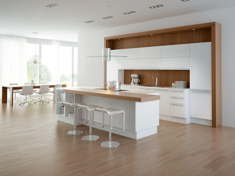 Jede Küche spiegelt die Wünsche und Vorstellungen ihrer Besitzer ... | {Küchen mit insellösung 64}