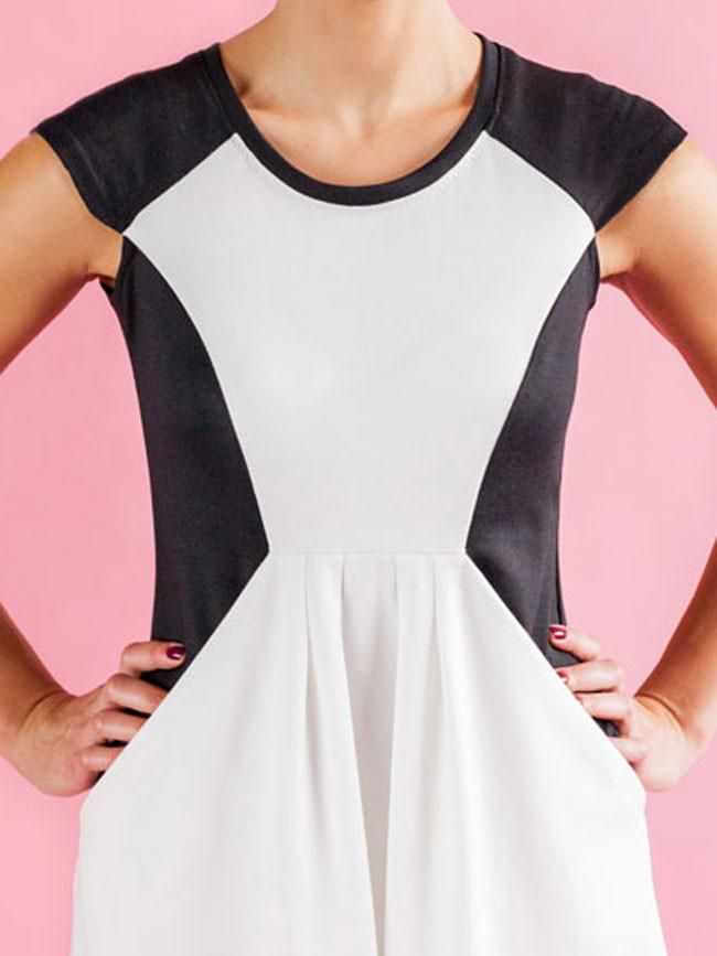 Zadie dress | Patterns_ Cloths | Pinterest | Vestidos y Que te mejores