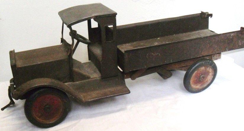 Keystone Packard Pressed Steel Toy