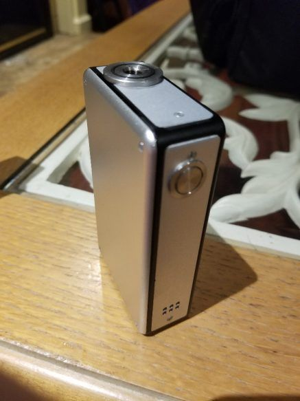 WTS – CUSTOM MADE DUAL 18650 PARALLEL UNREGULATED SQUONKER