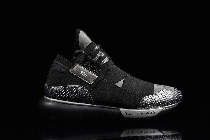 6e22e5225de9 Where To Buy Adidas Y3 Qasa High Yohji Yamamoto Black