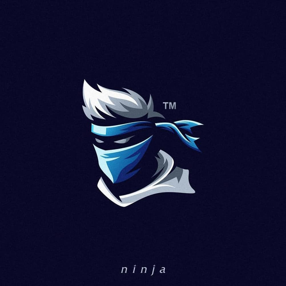 Pin By Sanjay On Ninja Logo In 2020 Ninja Logo Art Logo Ninja