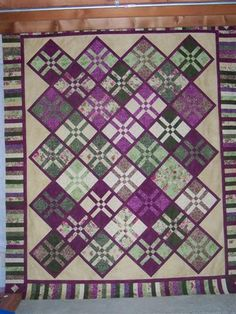 Click image for larger version. Name: 100_3138 (Small).JPG Views ... : disappearing 4 patch quilt block - Adamdwight.com