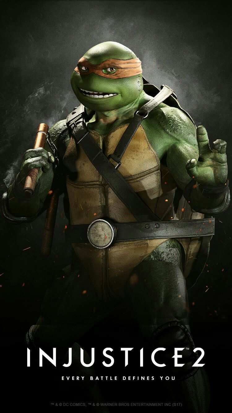 Pin by james Atwood on Turtle Power Michelangelo ninja