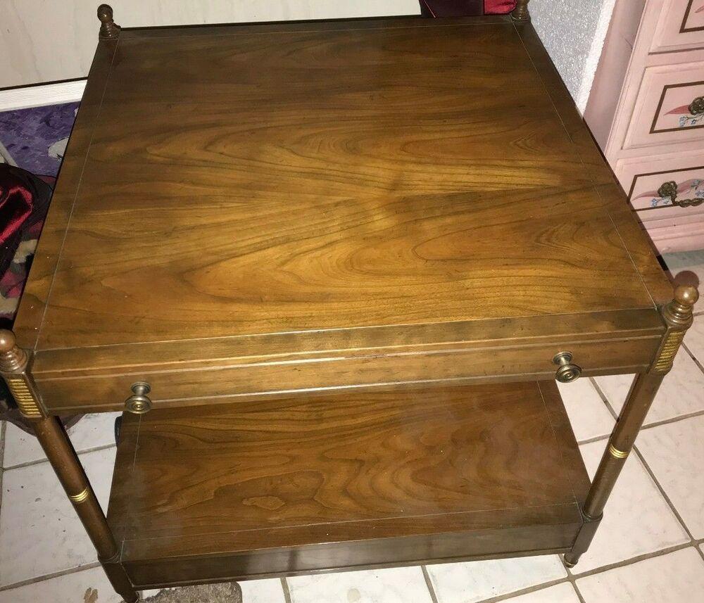 baker furniture table mid century must see make an offer afflink rh pinterest com