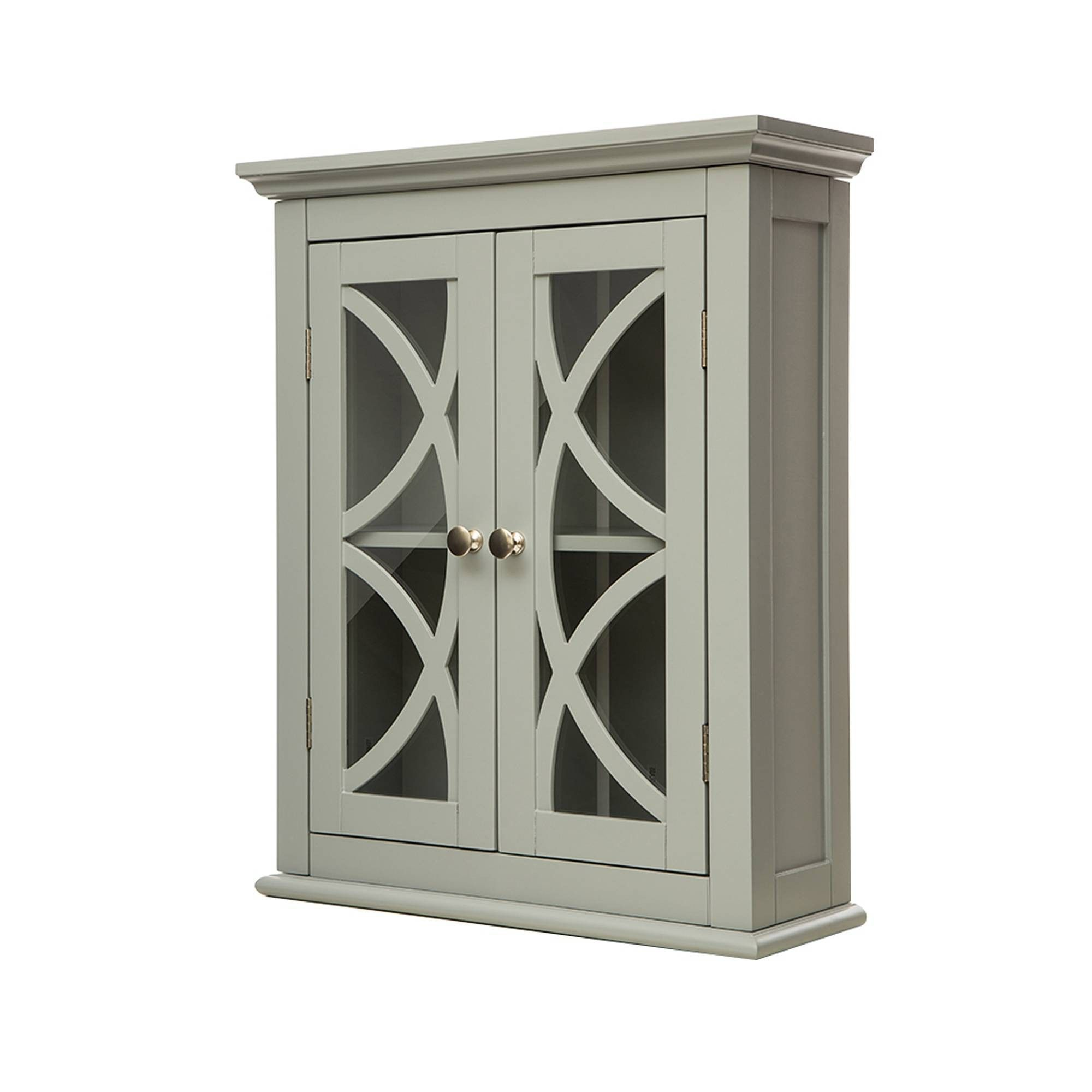 wall cabinet with double doors gray glitzhome in 2019 products rh in pinterest com