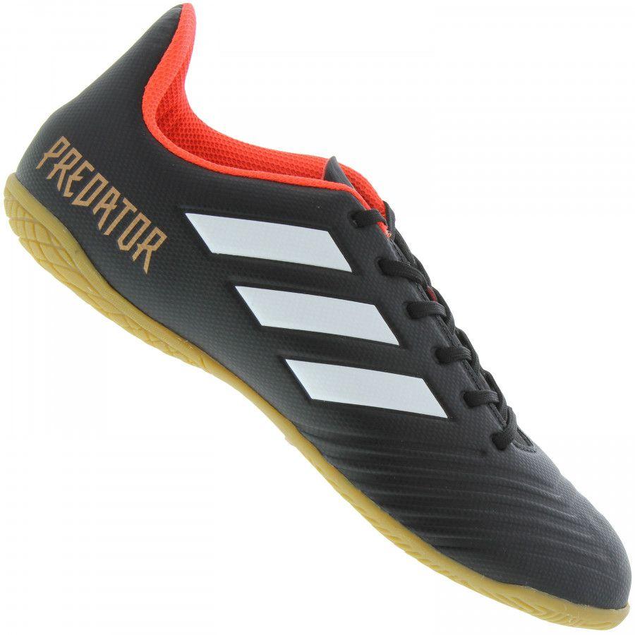 2374c64af997d A Chuteira Futsal adidas Predator Tango 18.4 é ideal para você aproveitar  todas as partidas com