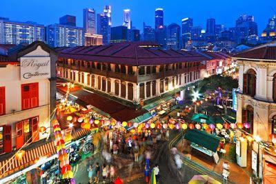 Berwisata Menjadi Lebih Mudah Dengan Pilihan Hotel Murah Di Singapore Dekat Chinatown Terbaru