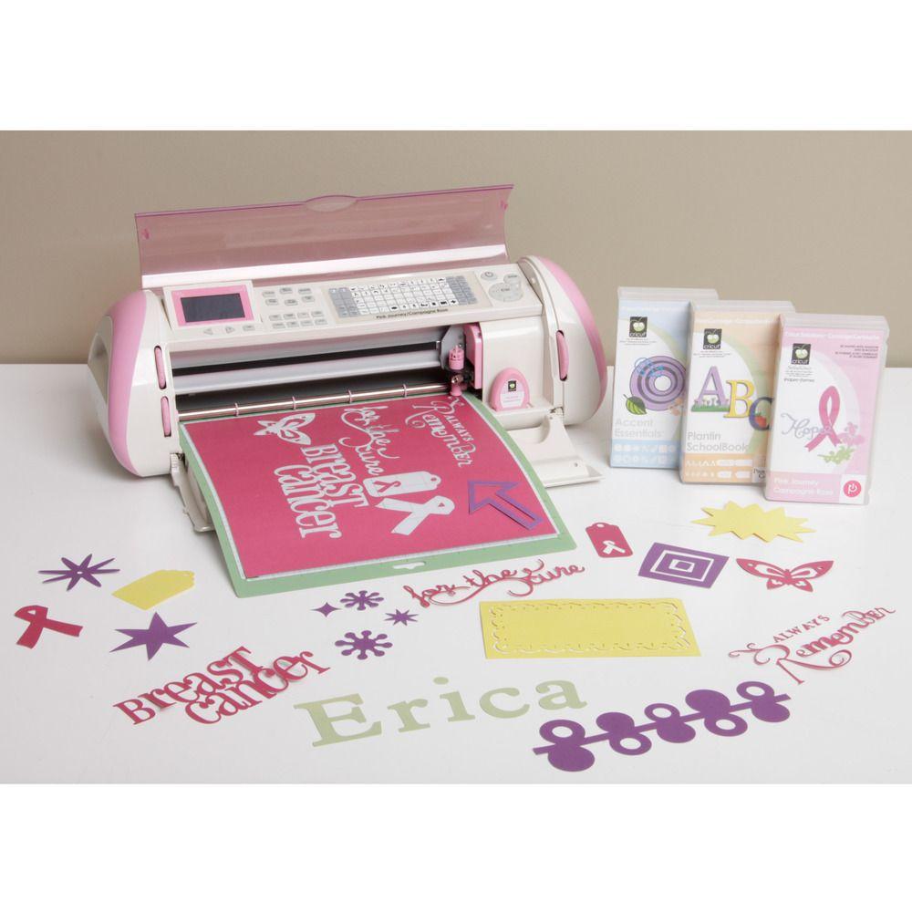 Cricut Pink Expression Die Cutting Machine with 3 ...