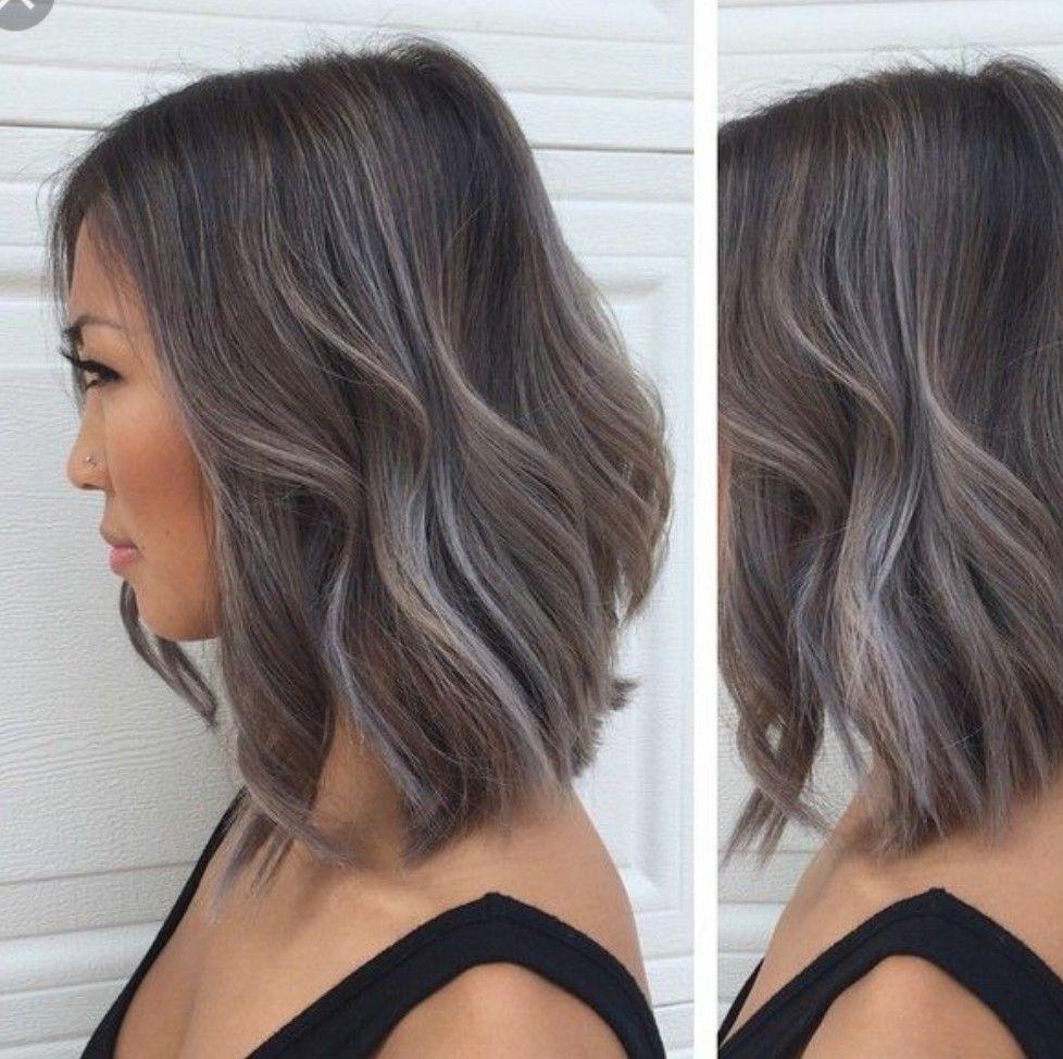 Pin By Lauren Casale On Hair Short Hair Balayage Blonde Asian Hair Hair Color Asian