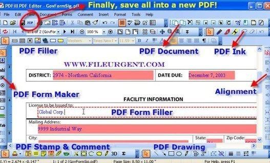 Pdfill Pdf Tools Gratis