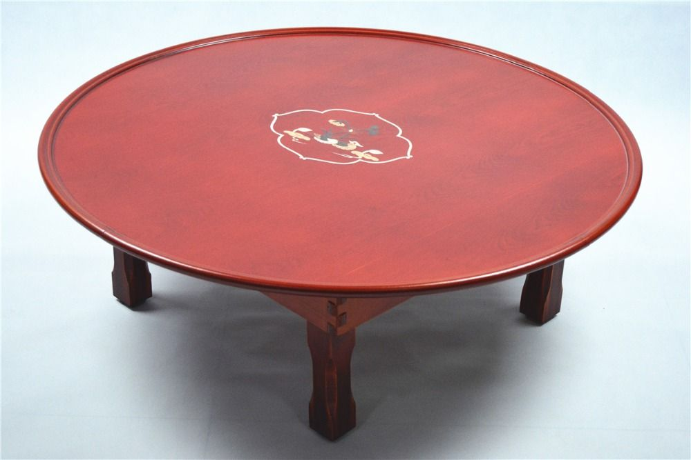 find more coffee tables information about round korean table folding rh pinterest com