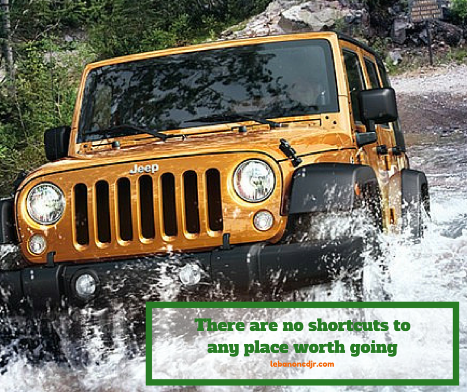 Explore New Routes With Your Chrysler Dodge Jeep Or Ram The