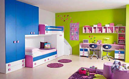 Habitaciones Juveniles Decoracion EstiloPeques Habitaciones