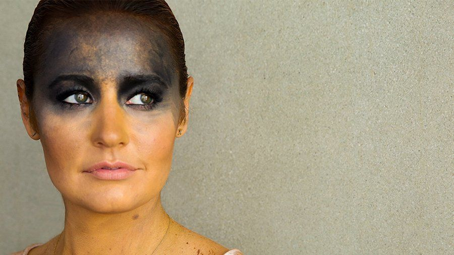 The Easiest Halloween Costume of the Year Is    Need a quick - easy makeup halloween ideas