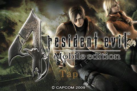 Resident Evil 4 Platinum Iphone And Ipad App By Capcom Genre