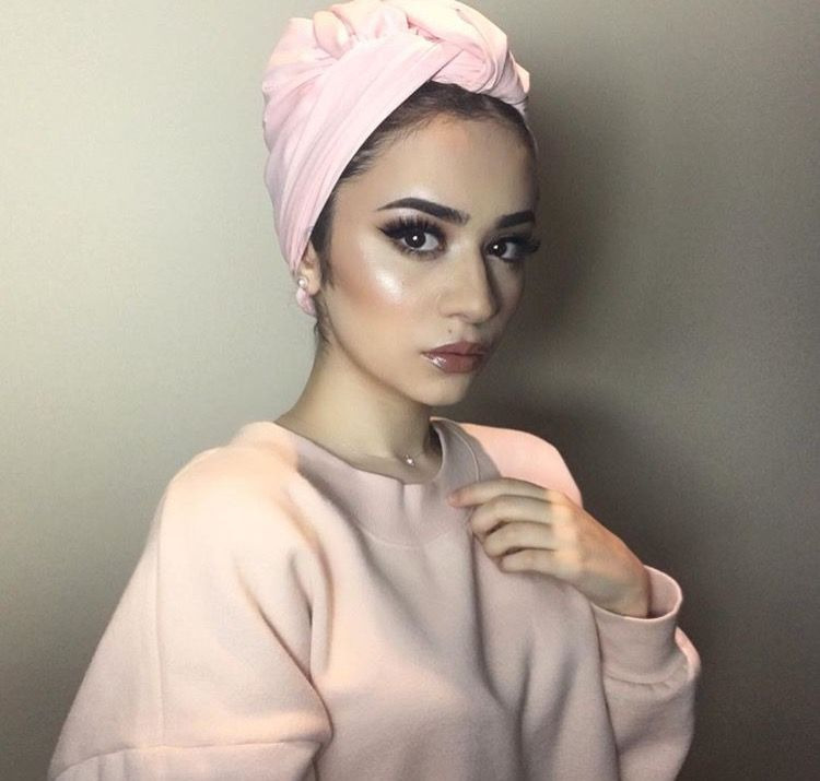 hijab or hairtowel? | ISLAM: Modest Fashion | Pinterest ...