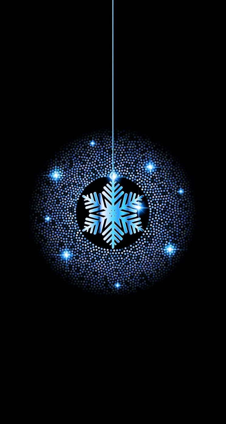 black and blue snowflake backgrounds in 2019 black phone rh pinterest co uk