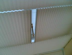Pleated Roofblinds Either Side Of Conservatory Roof Vent Operating Jack Conservatory Roof Roof Vents Conservatory