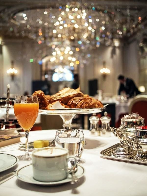 The Hotel Plaza Athénée is a historic luxury hotel in Paris, France. It is located at 25 Avenue Montaigne, near the Champs-Élysées and the Eiffel Tower. It is part of the Dorchester Collection group of international luxury hotels. Wikipedia