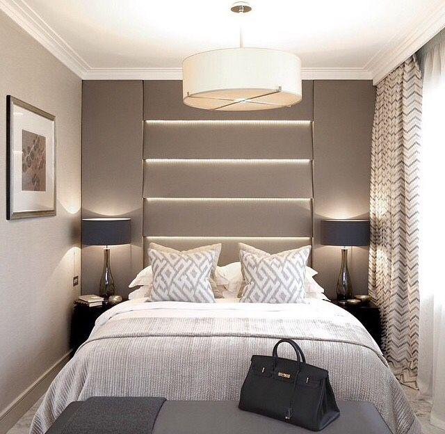 grey hues chambre Pinterest Chambres, Décoration intérieure et
