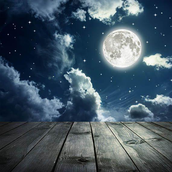 newborn baby photography backgrounds wood floor night sky moon rh pinterest com